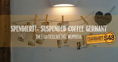 Stadtteilcafé S48 in Wuppertal| Spendiert!- Teilnehmer