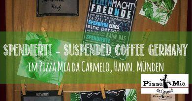 Pizza Mia da Carmelo in Hann. Münden| Spendiert! – Teilnehmer
