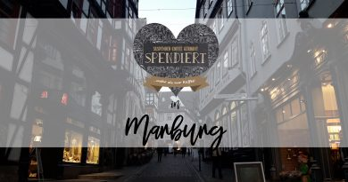 Spendiert! in Marburg