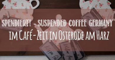 Café-Zeit in Osterode am Harz| Spendiert! – Teilnehmer