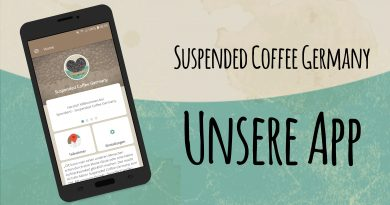 Suspended Coffee Germany – Die App
