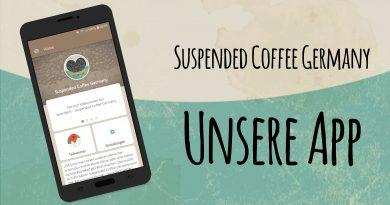 Suspended Coffee Germany – Die App